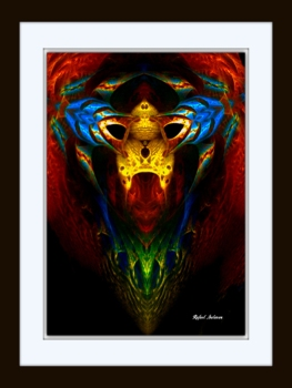Mask by Rafael Salazar ©