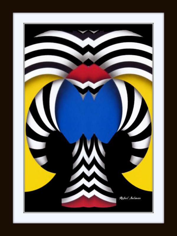 Geometric Art by Rafael Salazar ©