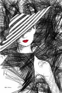 Portrait Art by Rafael Salazar ©