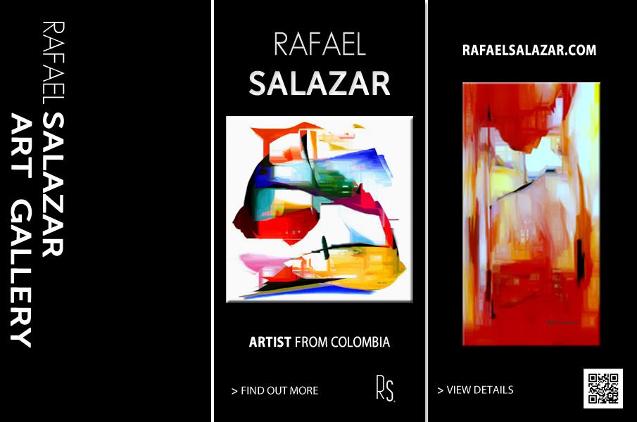 Rafael Salazar Online Gallery http://rafaelsalazar.com
