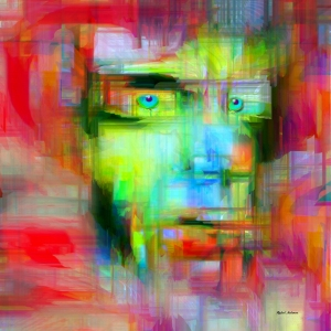 Google Glasses - Abstract by Rafael Salazar - Copyright 2014 - All rights reserved