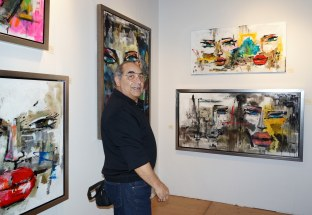 Rafael Salazar at Art Basel Miami Beach