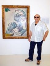 Rafael Salazar at Art Basel Miami Beach
