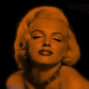Marilyn Monroe Art by Rafael Salazar