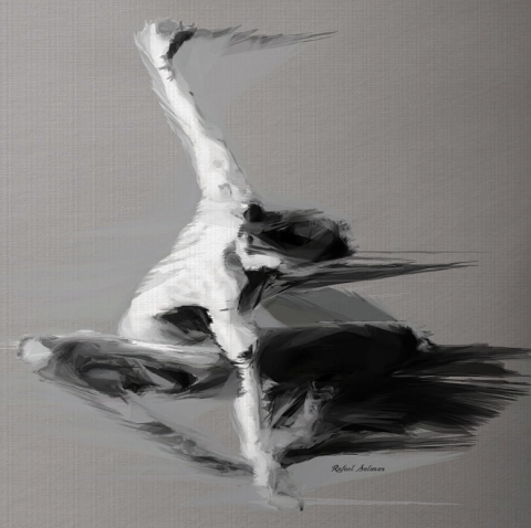 Dance Moves I by Rafael Salazar © 2014