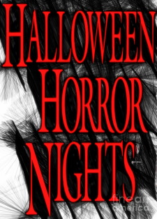 Halloween Horror nights 2015