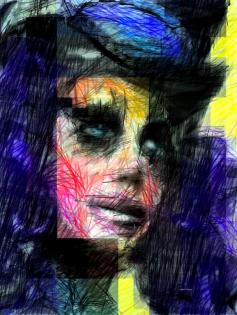 Halloween Mask by Rafael Salazar 2013