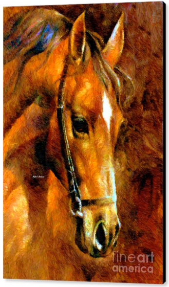 Pure Breed by Rafael Salazar ©2016 Canvas 23.75 x 36