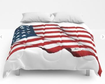 USA_USA_USA_by_Rafael_Salazar_comforter