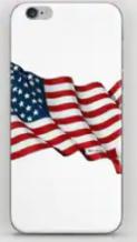 USA_USA_USA_by_Rafael_Salazar_iphone_case