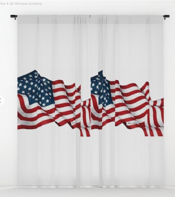 USA_USA_USA_by_Rafael_Salazar_window_curtains